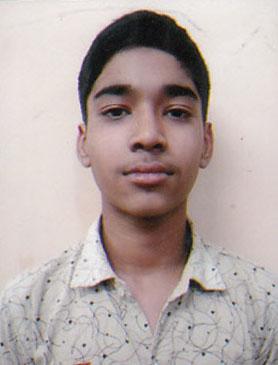 SAINIK School Aryan Parihar